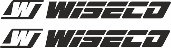 """Picture of """"Wiseco"""" general panel  Decals / Stickers"""