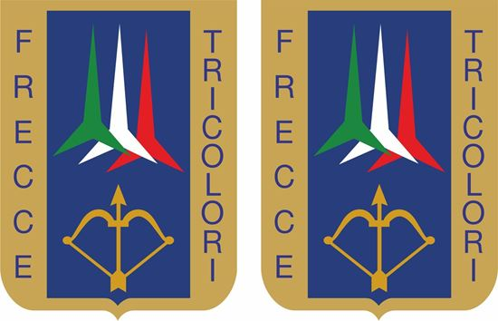 Picture of Freece Tricolouri general panel  Decals / Stickers