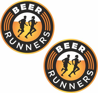 Picture of Beer Runners Decals / Stickers