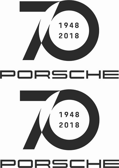Picture of 70 years Decals / Stickers