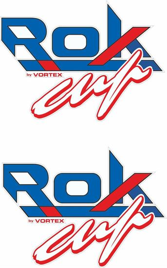 Picture of Rok Cup Decals / Stickers