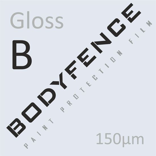 Picture of BODYFENCE B GLOSS Paint Protection Film