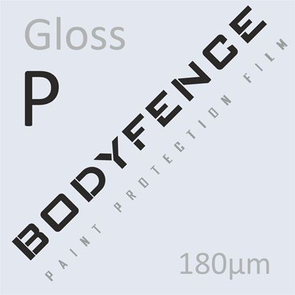Picture of BODYFENCE P GLOSS Paint Protection Film (Thicker)