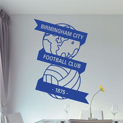 Picture of Birmingham City F.C.  Wall Art sticker