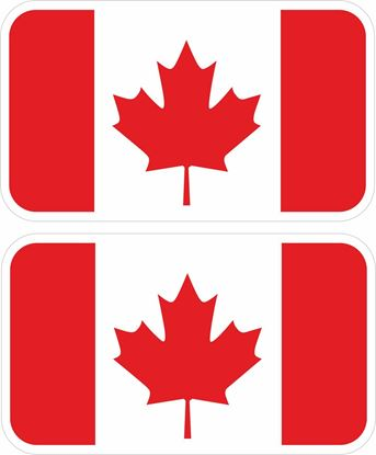 Picture of Canada Decals / Stickers