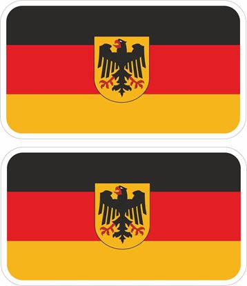 Picture of Germany Decals / Stickers