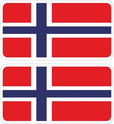 Picture of Norway Decals / Stickers