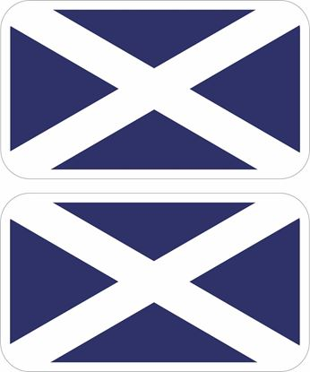 Picture of Scotland Decals / Stickers