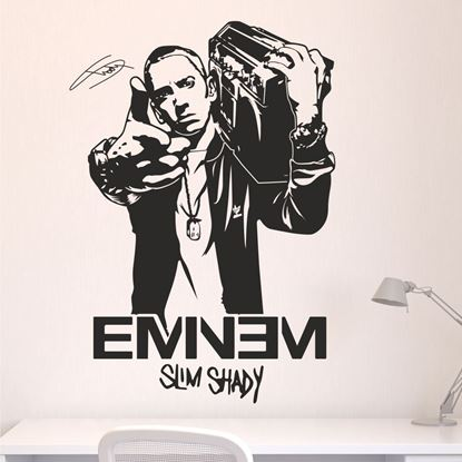 Picture of Eminem  Wall Art sticker