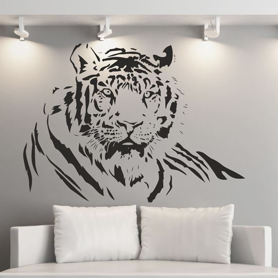 Picture of Tiger Wall Art sticker