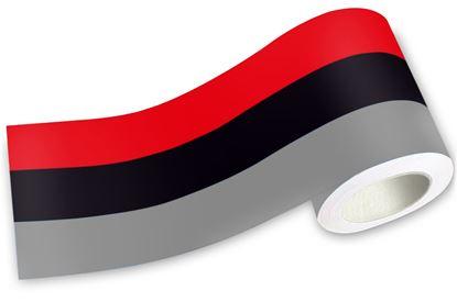 Picture of Nismo Tri Colour Stripe