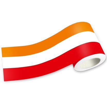 Picture of Repsol Tri Colour Stripe
