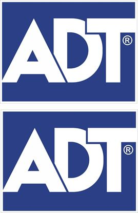 Picture of ADT Security Alarm Decals / Stickers