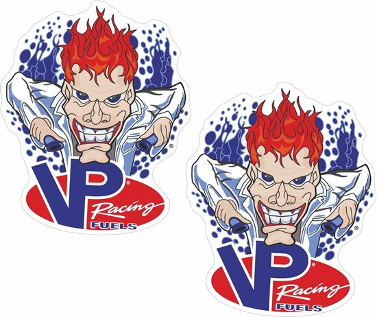 Picture of VP Racing Fuels Decals / Stickers