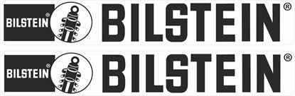 """Picture of """"Bilstein"""" Decals / Stickers"""