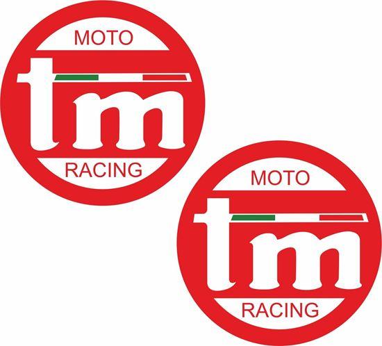 Picture of Moto TM Racing  Decals / Stickers