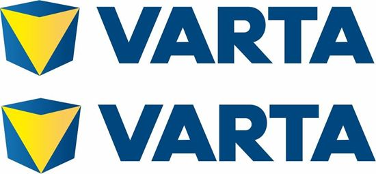 Picture of Varta Decals / Stickers