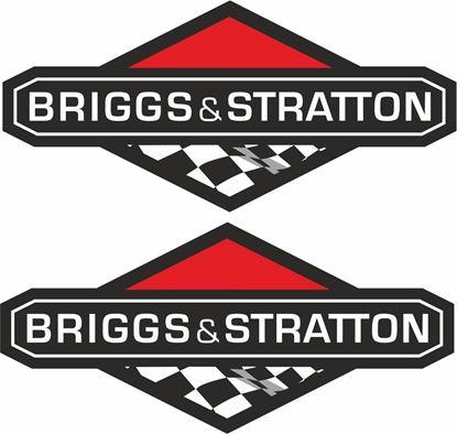 Picture of Briggs & Stratton Decals / Stickers