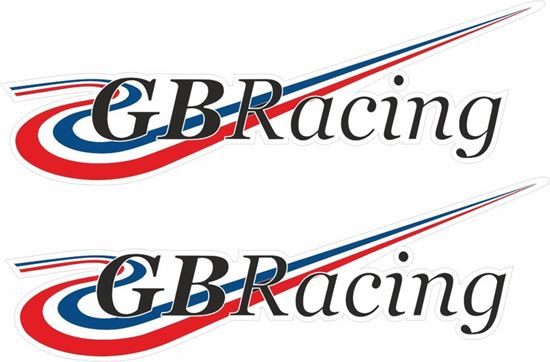 Picture of GB Racing Decals / Stickers