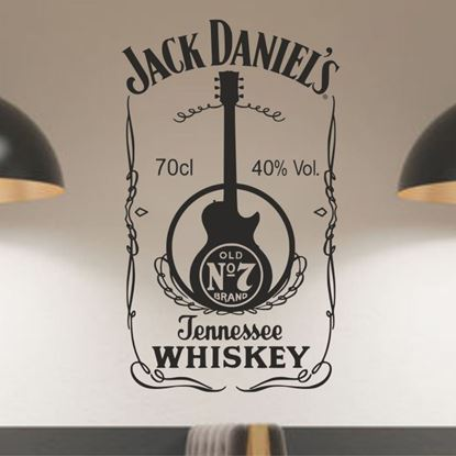 "Picture of ""Jack Daniel's"" Bar Wall Art sticker"
