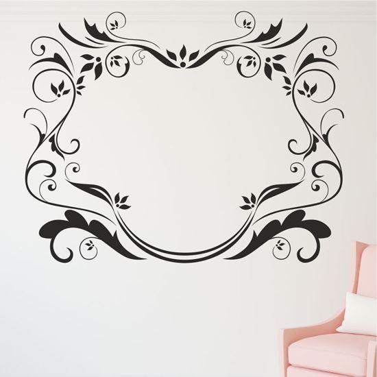 Picture of Picture Surround Decor Wall Art sticker