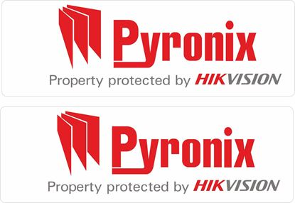 Picture of Pyronix Alarm Decals / Stickers