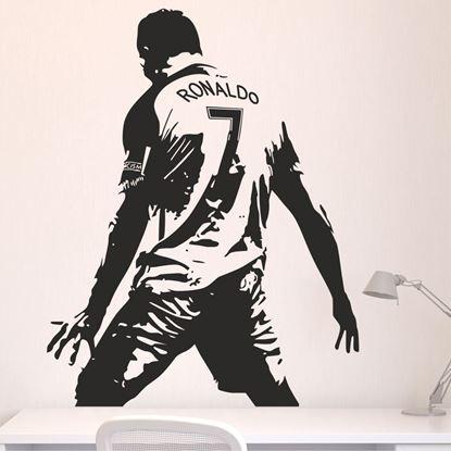 Picture of Ronaldo Wall Art sticker