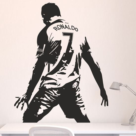 Picture of Ronaldo Wall Art sticker