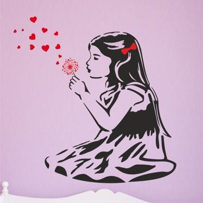 Picture of Banksy Fate Wall Art sticker