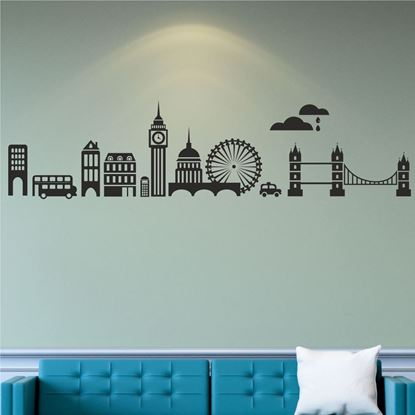 Picture of London Wall Art sticker
