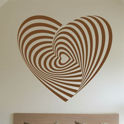 Picture of Heart Wall Art sticker