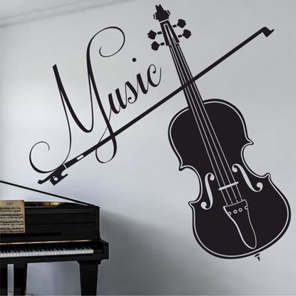 Picture of Music Wall Art sticker