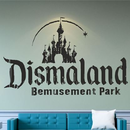 Picture of Dismaland Wall Art sticker