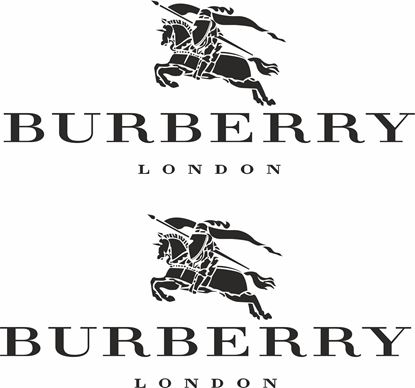 Picture of Burberry London Decals / Stickers