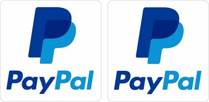 Picture of Paypal Decals / Stickers