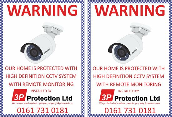Picture of 3P Protection Decals / Stickers