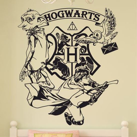 Picture of Harry Potter  Wall Art sticker