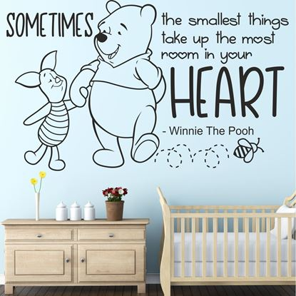 Picture of Winnie the Pooh  Wall Art sticker