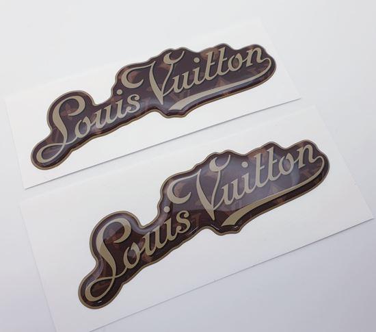 Picture of Louis Vuitton Badges 100mm
