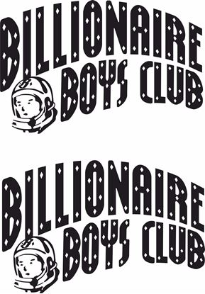 Picture of Billionaire Boys Club Decals / Stickers