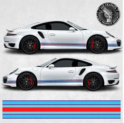 Picture of 991 Martini theme Stripes