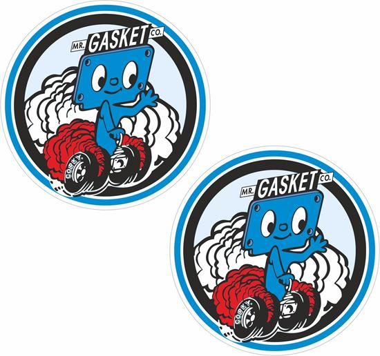 Picture of Mr Gasket Co Decals / Stickers