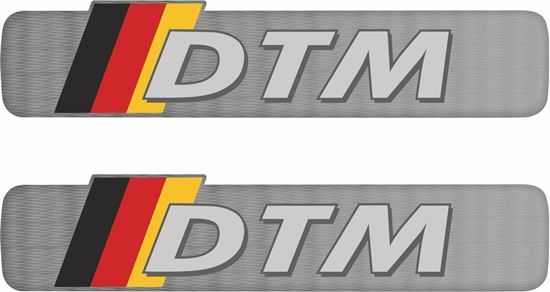 Picture of Audi DTM Decals / Stickers