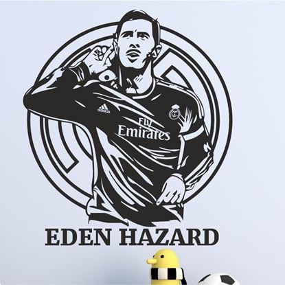Picture of Eden Hazard Wall Art sticker