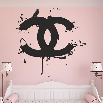 Picture of Chanel Wall Art sticker