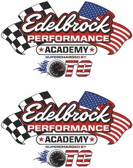 Picture of Edelbrock  Decals / Sticker