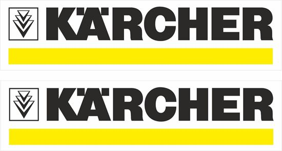 Picture of Karcher Decals / Stickers