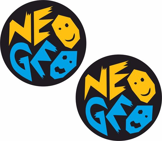 Picture of Neo Geo Decals / Stickers