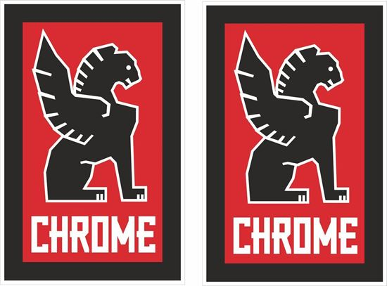 Picture of Chrome Decals / Stickers