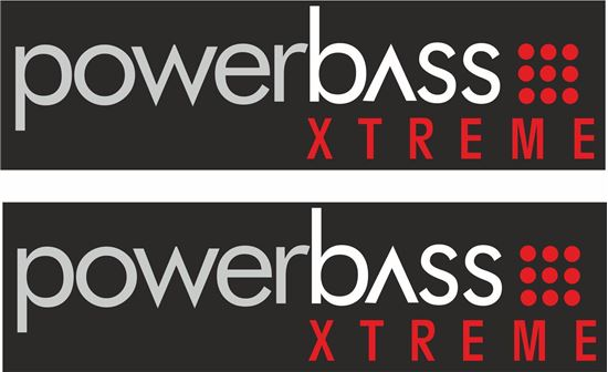 Picture of Power Bass Extreme Decals / Stickers